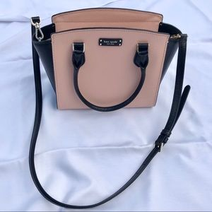 Kate Spade sydney small double-zip satchel